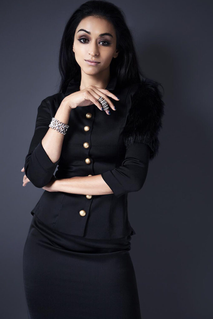 GRANDI Sukhi Atwal black suit